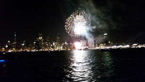 Chicago Fireworks